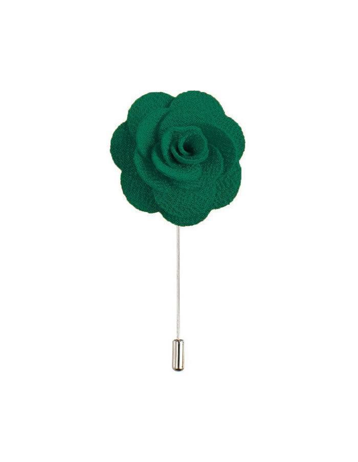 Zelený lapel pin