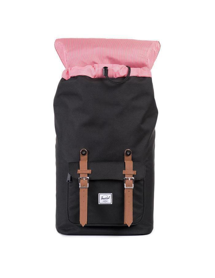 Čierny ruksak Little America