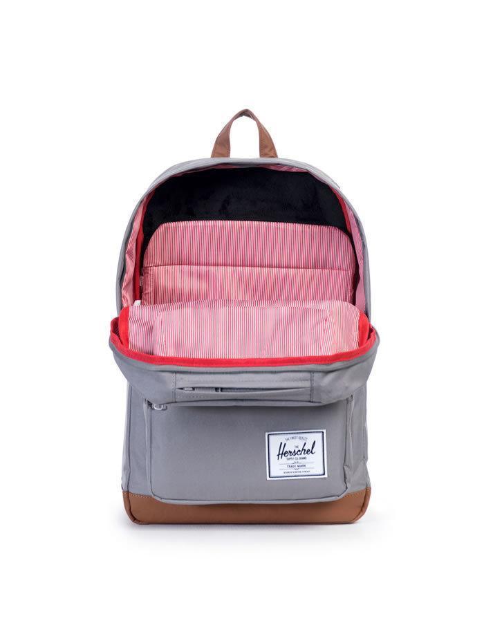 Sivý ruksak Herschel Pop Quiz
