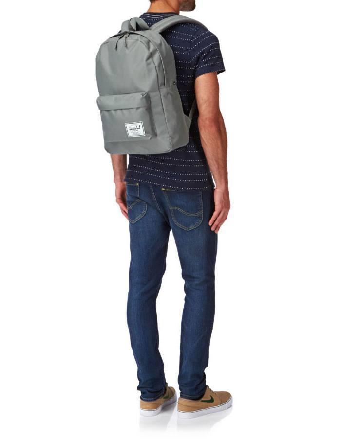 Klasický sivý ruksak Herschel