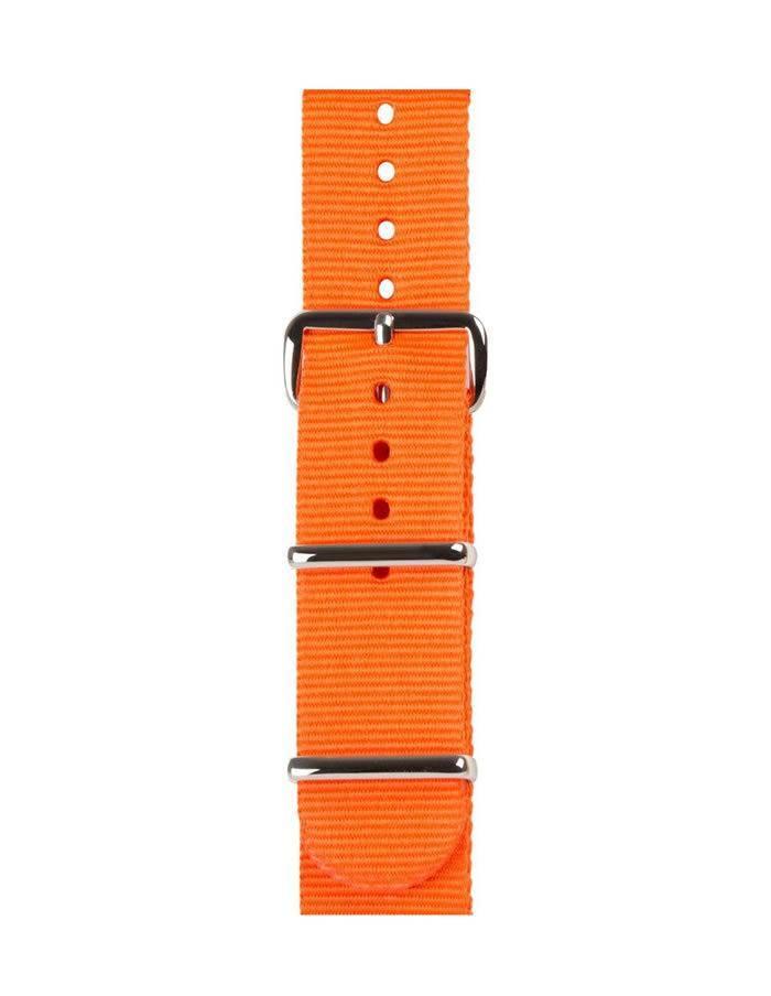 Oranžový remienok na hodinky