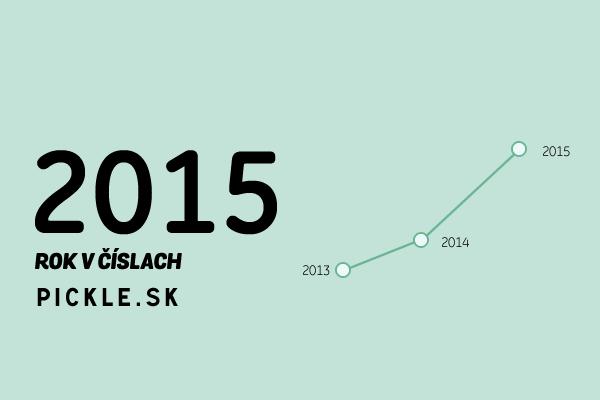 Rok 2015 na pickle.sk