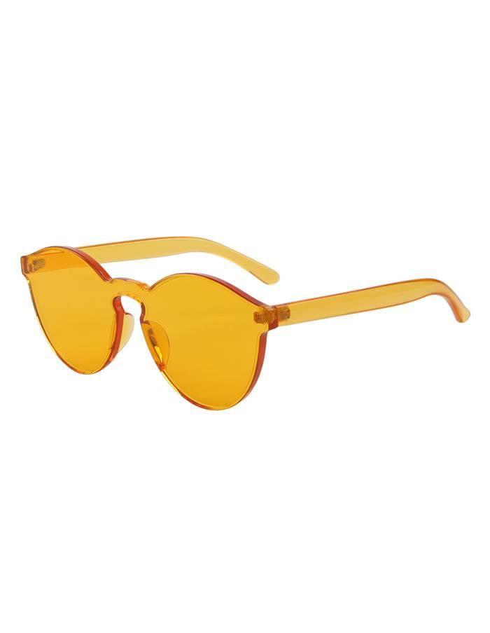 Okuliare Superclear Žlté
